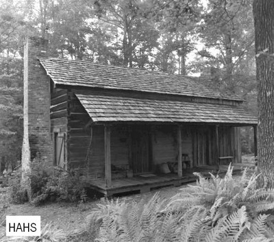 The Carter Cabin